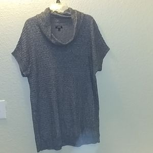 Apt.9 Cowl Neck Blouse Size XL